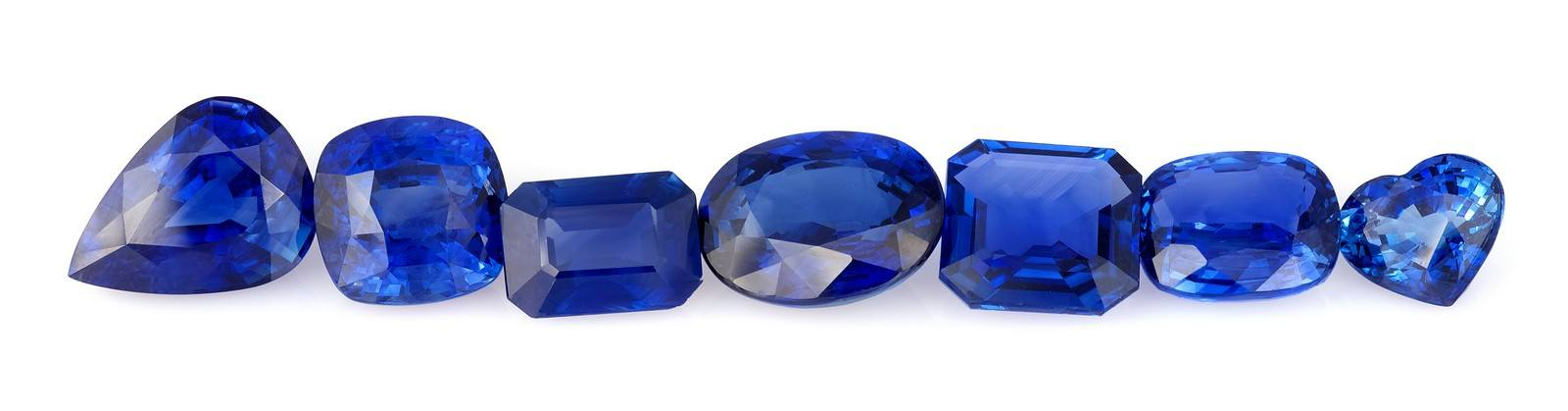 Natural blue sapphire gemstone dealer and sales